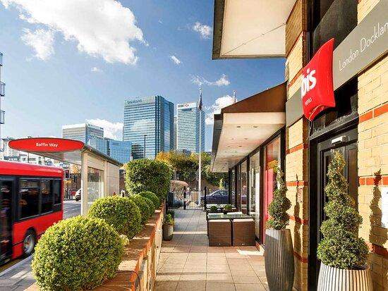 Ibis London Docklands Canary Wharf, hôtels à Londres