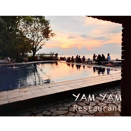 YAM YAM Restaurant Jepara is Open Everyday!!!!!! Full service Nonstop. Special info from the 6th-19th of April 2021 the Open hours will be from 8:00-21:00 ( last order 20:15, last order for take away until 20:45)  See you... Kiss (from faraway) All staff YAM YAM 😘