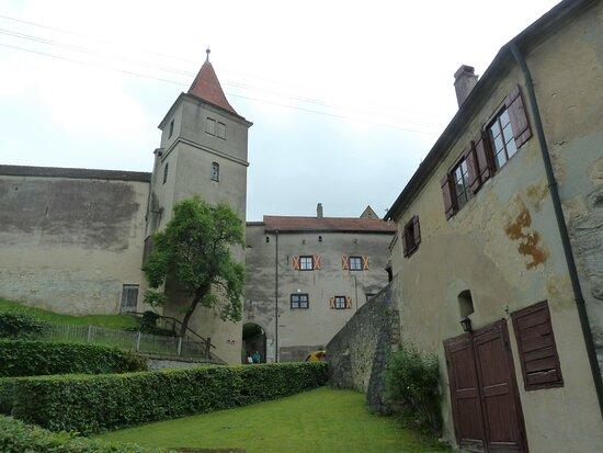 Schloss Harburg i Harburg