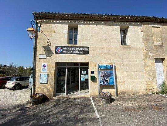 Rauzan Tourist Information Office