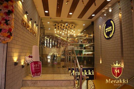Merakki Salon & Spa