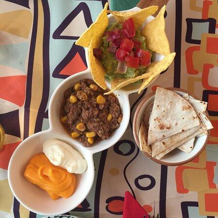 Almuerzo en Graná, casi ná...