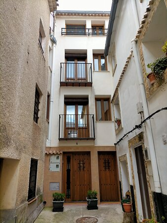 Nerpio, Spania: Casas Rurales Alfaro
