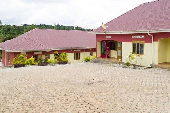 Hoima, Uganda: Apartment view.