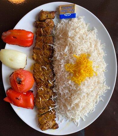 chelo kababe barg