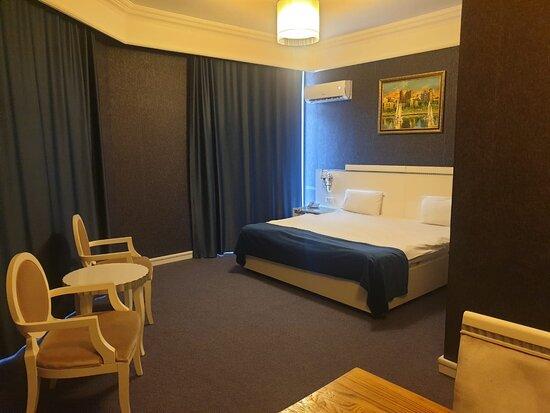 Baku, Azerbaijan: Amber Hotel Rooms