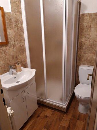 Nově rekonstruované koupelny