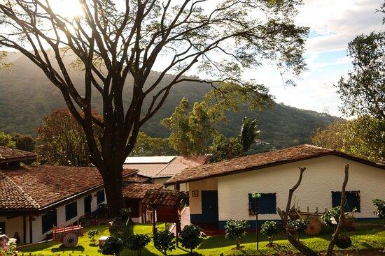 El Barrio,  a 1920s costarrican houses