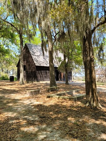Charles Towne Landing State Historic Site