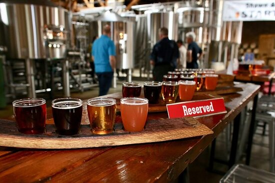 Niagara Region Small Group Luxury Craft Beer Tour