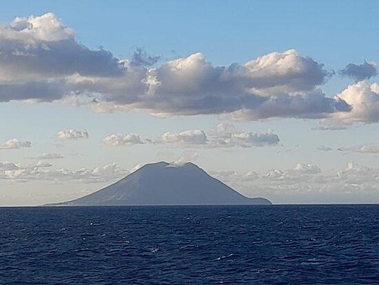 Islas Eolias, Italia: Isola di Stromboli. Meraviglia del Mediterraneo
