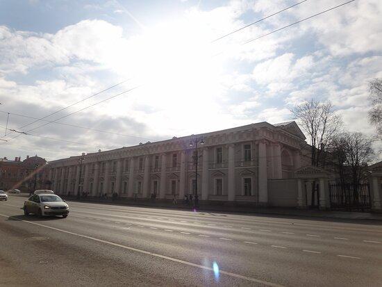Кабинет Его Императорского Величества, Невский пр., 39