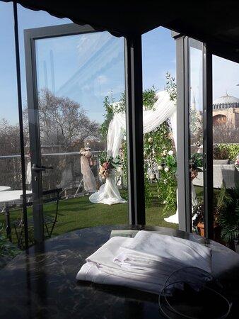 Terrace Wedding Event