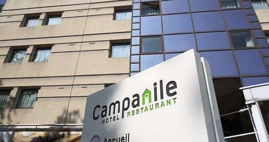 Campanile Gennevilliers Barbanniers -  Exterior View