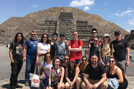 Teotihuacan, Tlatelolco, Guadalupe...