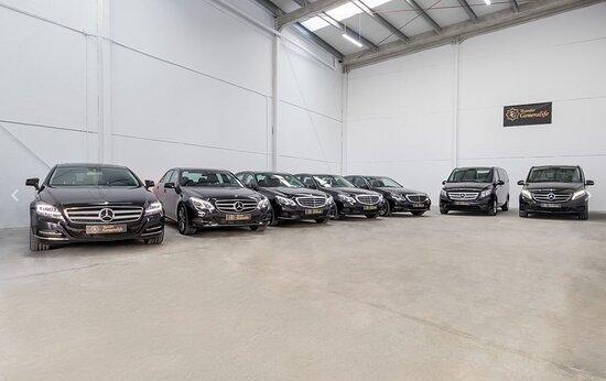 Albolote, Tây Ban Nha: Mercedes lineup