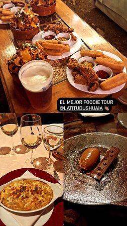 Ushuaia, Argentina: Tour foodie