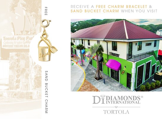 Diamonds International Tortola