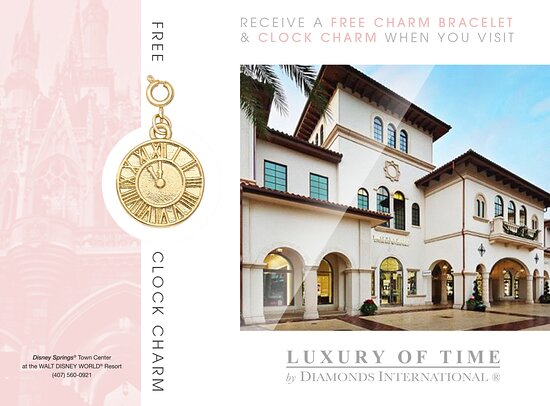 Luxury of Time by Diamonds International