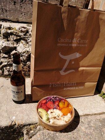 Pausa pranzo rigenerante