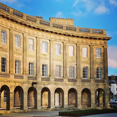 Buxton Crescent Visitor Experiences