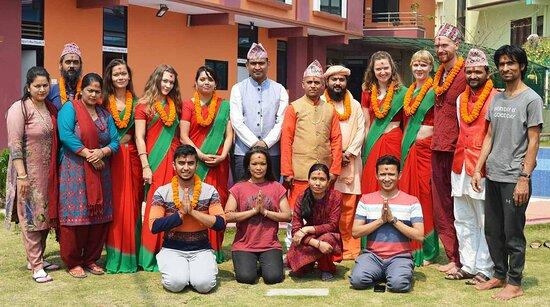 Kathmandu Valley, Nepal: Yoga Teacher Training 2021