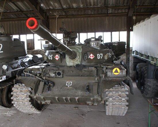 Muzeum Militarnej Historii w Bornem Sulinowie