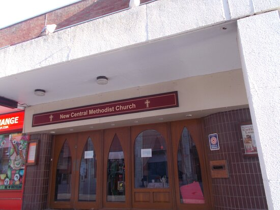 New Central Methodist Church
