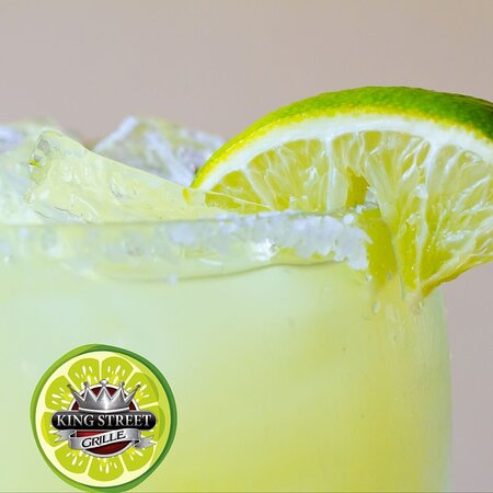 Try one of our margs!