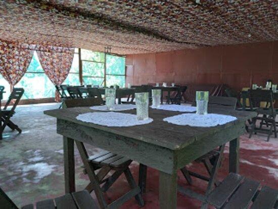 Mazan, Peru: comedor