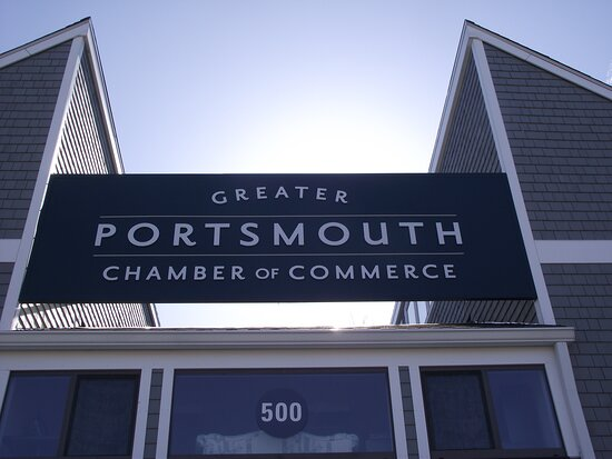 NH - PORTSMOUTH - CHAMBER - SIGN