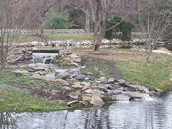 Marriottsville, MD: Bon Secours Retreat and Conference Center