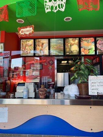 Ripon, CA: Rosalba's Mexican Restaurant