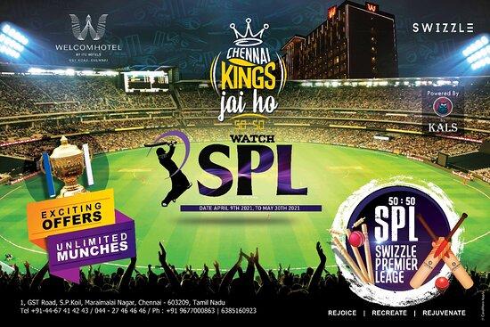 تشيناي (مدراس), الهند: SPL  50:50 Swizzle Promotion 