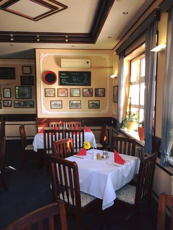 Restoran 'Stari Hrast'.