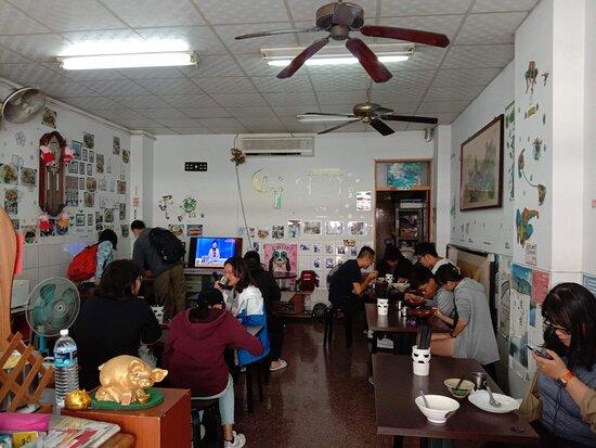 台灣必吃美食,泰式麻辣麵店,嘉義市軍輝路25號