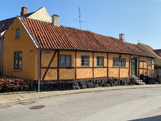 Lolland, Danmark: Ældste hus i byen