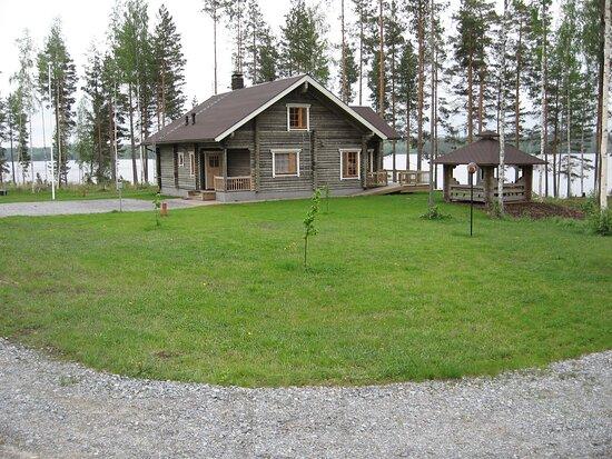 Mantta-Vilppula, Finland: Huvila Joutsen