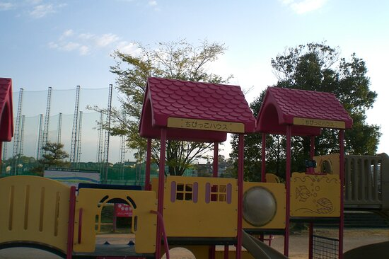 Kanazawa, Japan: 犀川緑地遊具