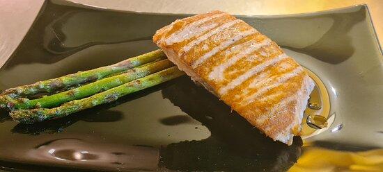 Salmon Eco a la plancha