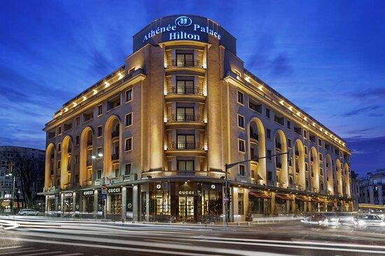 Athenee Palace Hilton Bucharest, hôtels à Bucarest