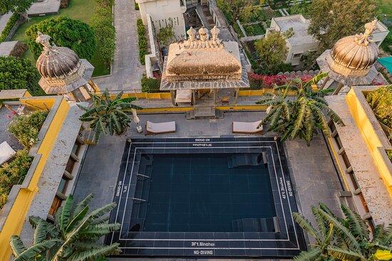 Devigarh Suite Pvt. Pool