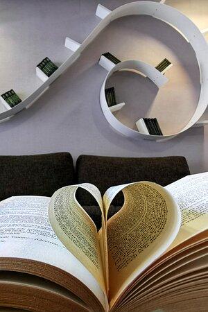 Salón lectura