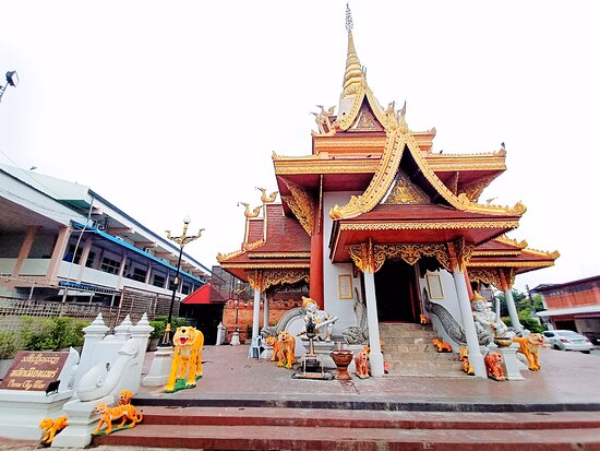 The City Pillar Shrine Phrae