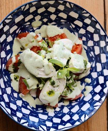 """""""Gebzhalia"""" salad"""