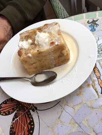 Extremely DXelicious Bread Pudding