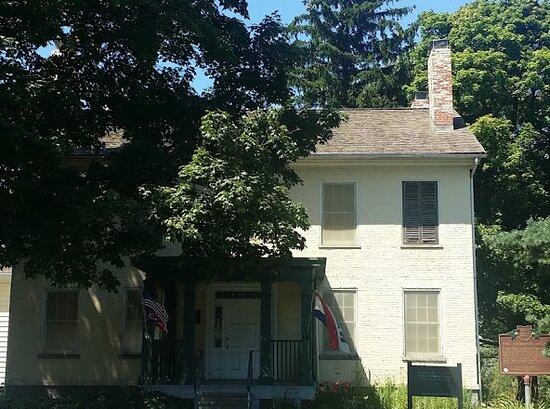 Hubbard House Underground Railroad Museum