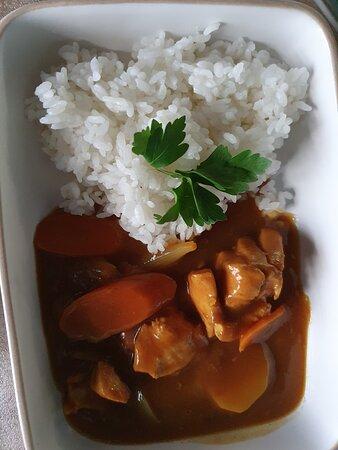 Yaki Curry Rice