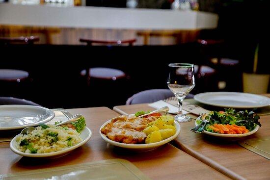 Mafra, SC: Comida saborosa  e de qualidade