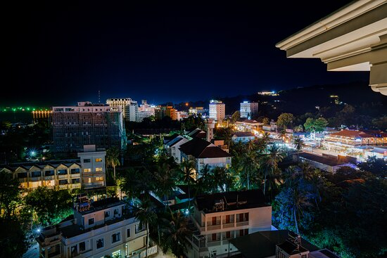 AVS view by night